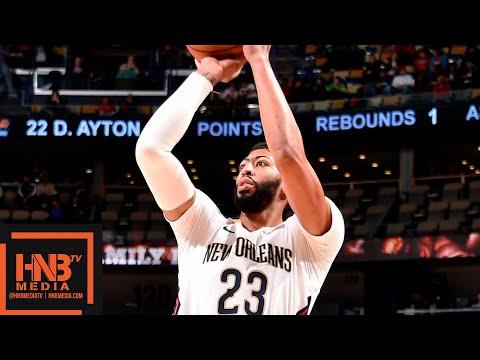 Phoenix Suns vs New Orleans Pelicans Full Game Highlights  11102018, NBA Season