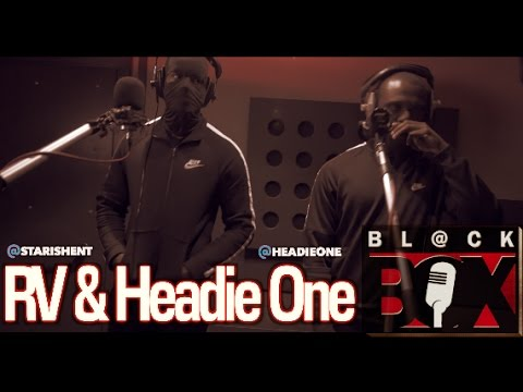 RV & Headie One | BL@CKBOX (4k) S11 Ep. 18/201