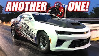 Breaking a Camaro World Record For Texas Speed!! BANGIN GEARS FOR AMERICA!