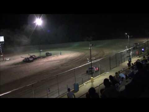 Butler Motor Speedway FWD Feature 5/28/16