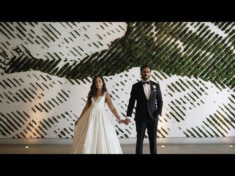 Kiara & Enrique || 1 Hotel • South Beach Wedding