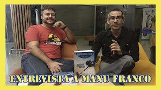 ENTREVISTA AL ESCRITOR MANU FRANCO | SAGA INVADE ME | Davidleelibros