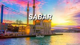 Download Kata Bijak Islami-story wa 30 detik(SABAR)