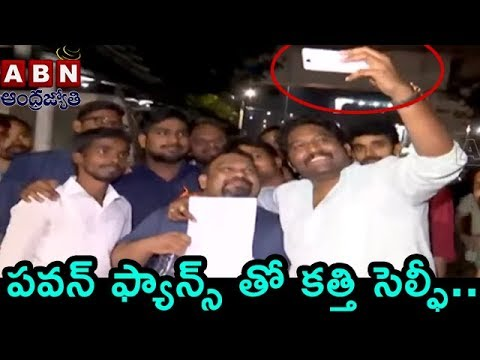 Kathi Mahesh ends war with Pawan Kalyan Fans