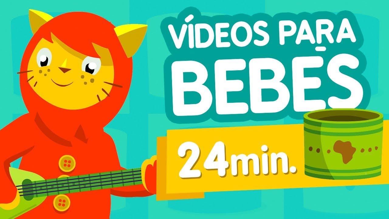 Vídeos Del Cubo Sorpresa 05 Dibujos Para Bebés De 3 Meses Hasta Niños De 5 Años Y Más Youtube
