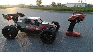 Speedrun: Carson Virus 4.1 Race 4S [deutsch/ german]