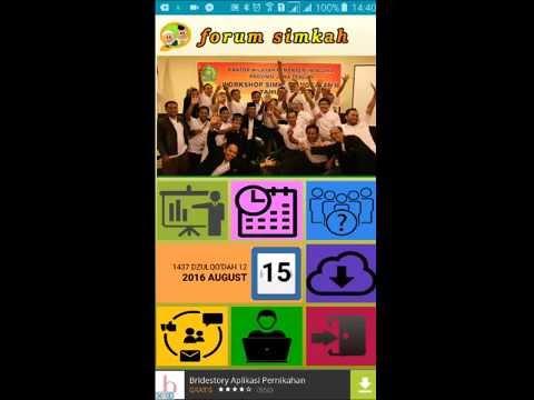 Forum Simkah Android