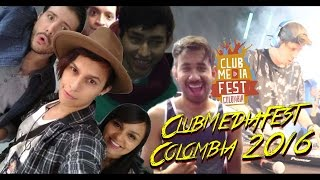 CLUB MEDIA FEST COLOMBIA//2016//SIENDOKAM