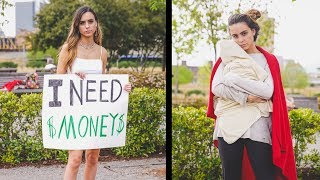 Rich Girl vs Poor Mom (Social Experiment) Video