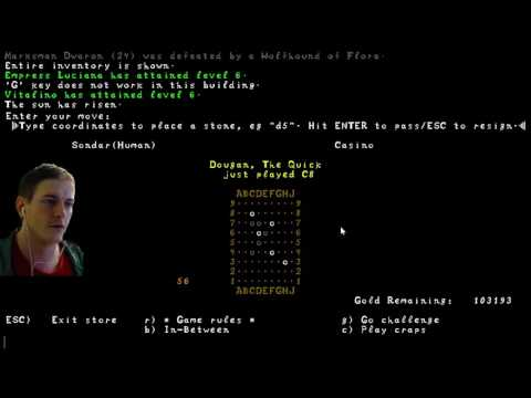 TomeNET From Casino to Hearth of Mordor ♣ MMO-roguelike game