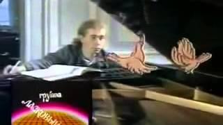 Эксклюзивный клипп! Ласковый май   Белые розы 1988год