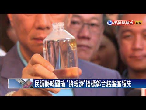 民調勝韓國瑜 「拚經濟」指標郭台銘遙遙領先-民視新聞