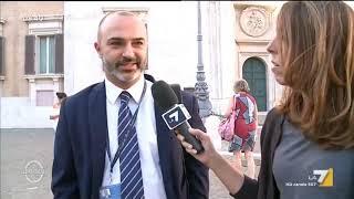 Audio Casalino, Bugani (M5S): 'Quando si vuole imporre un cambiamento ci sono sempre ostacoli ...