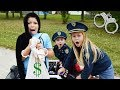 The Assistant Saves the day with Officer Smalls! Funny Kids Video