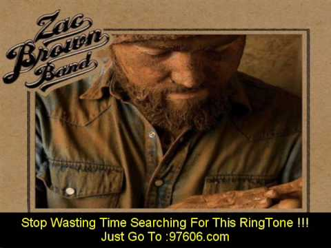 Zac Brown Band- Toes with lyrics