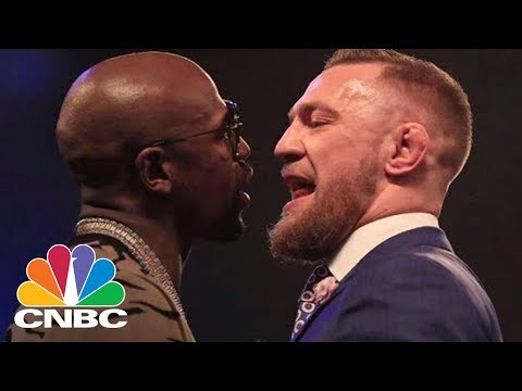 Floyd Mayweather Vs. Conor McGregor: Ticket Demand Isn't Living Up To The Hype | CNBC
