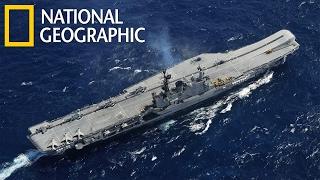 Инженерные идеи: Авианосец «Илластриас» фильм National Geographic HD