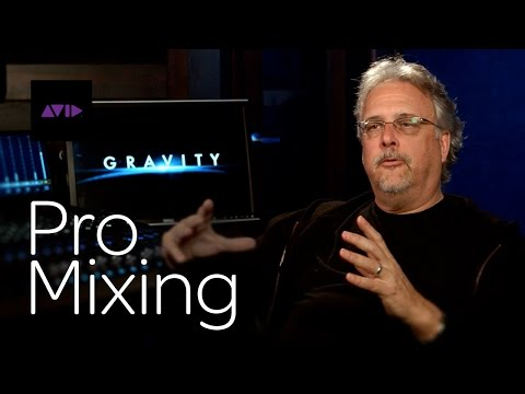Mixing 'Gravity' with Skip Lievsay