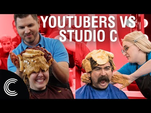 YouTubers vs. Studio C: One Billion Views Challenge Video