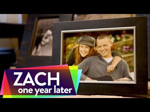 Zach Sobeich, One Year Later | My Last Days