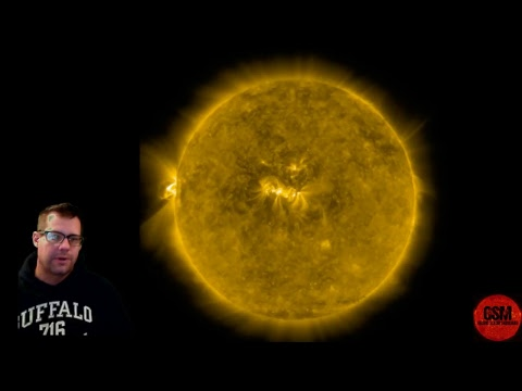 GSM LIVE Grand Solar Minimum LIVE Climate change Space Weath