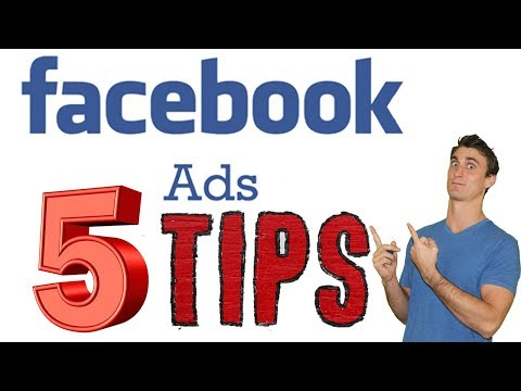 The 5 Most Powerful Facebook Advertising Tips