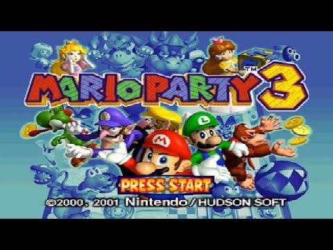 Mario Party 3 (N64) - Story Mode Longplay - YouTube