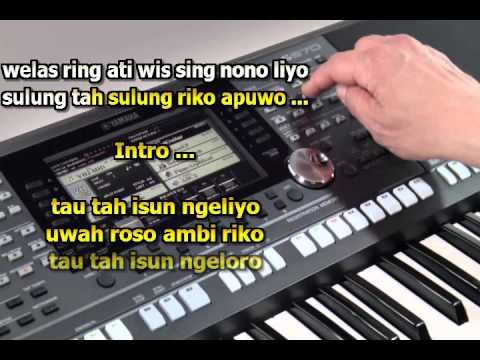 Lungset Karaoke Keyboard