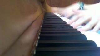 Black Dahlia Murder-Elder Misanthropy piano cover