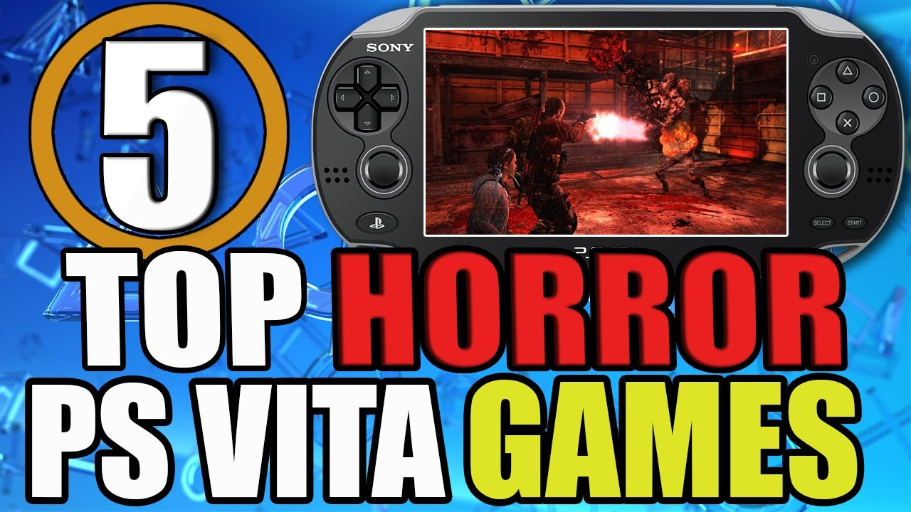 Ps Vita All Games : Top best horror scary ps vita games youtube