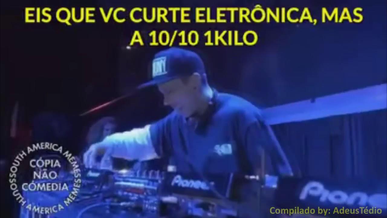 QUANDO VOCÊ É O DJ   Melhores Memes 04