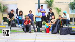 FKC - Corazón / La Banda FKC 2014 (Auténticos Decadentes)