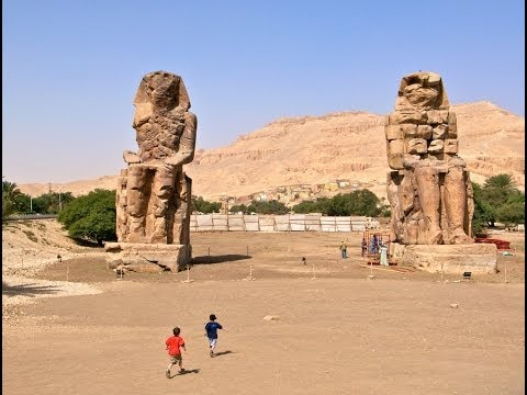 Egypt's Massive Stone Statues: Who Made Them? And How?
