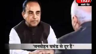 Aaj Tak Sidhi Baat with Dr Subramanian Swamy Hindi