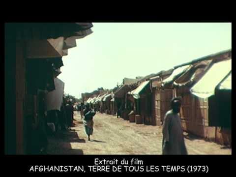 Le bazar de Tash Gorgan