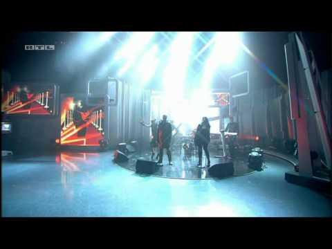 TV Performance of The Human League Egomaniac From the new album Credo