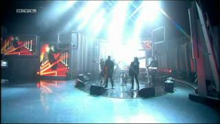 TV Performance of The Human League  Egomaniac From the new album Credo