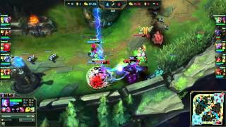 Cloud9 Sneaky - Jinx adc - patch 5.21