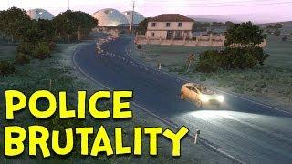 POLICE BRUTALITY! - Arma 3: Altis Life - Ep.4