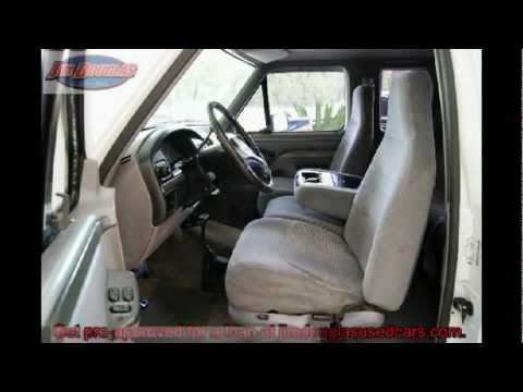 1995 Ford F250 Ext Cab 4x4 7.3 Diesel Used Truck Gainesville, Ocala, Jacksonville, FL.mpeg