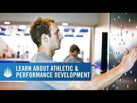 Athletic & Personal Development At IMG Academy