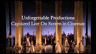 Met Opera: Captured Live in HD 2013-2014 cinema season in Australia