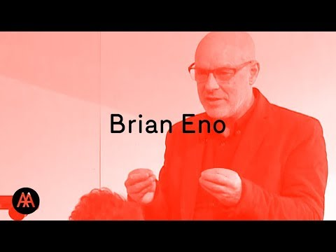 Thinking Back and Ahead - Brian Eno in conversation with Valentin Bontjes van Beek