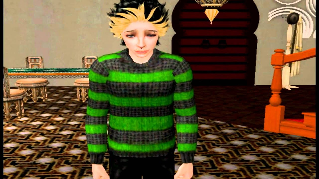 Download The sims2 series It's just high school episode 13