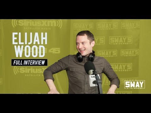 Elijah Wood Talks about His Role in New Netflix Original Series