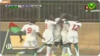 1-0 Sénégal-Mauritanie