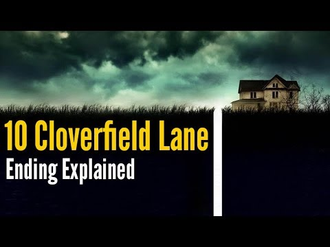 10 Cloverfield Lane Review with Spoiler Ending (2016) - My Favorite