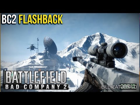 Bad Company 2 Flashback - Features We Need In Battlefield V #3