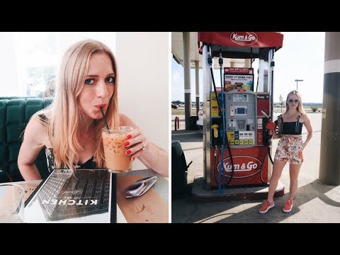 24 HOURS IN OKLAHOMA CITY | The Blondera Vlogs