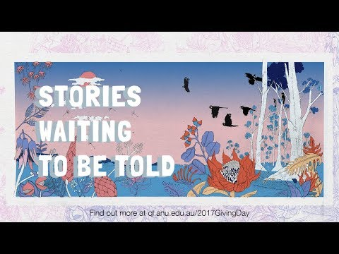 Indigenous ADB : Stories yet to be told - ANU Giving Day 201